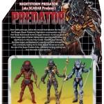 NECA Predator : dernier cardback de la série 10