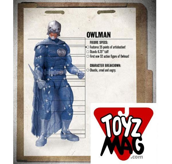owlman dc new 52