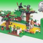 LEGO:  CUUSOO MAGICIEN D OZ