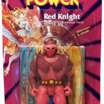 Red Knight la 1ère Neo-vintage POP de Barbarossa Art