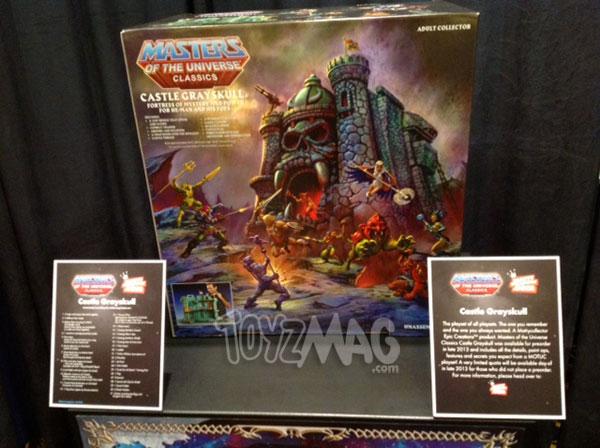 power-con 2013 Castle Grayskull packaging