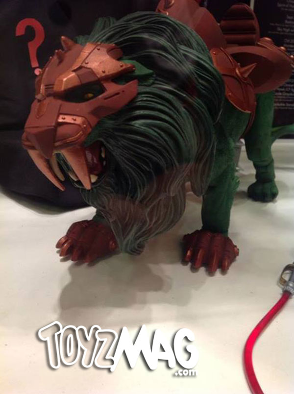 powercon2013 matty Battle Lion MOTUC