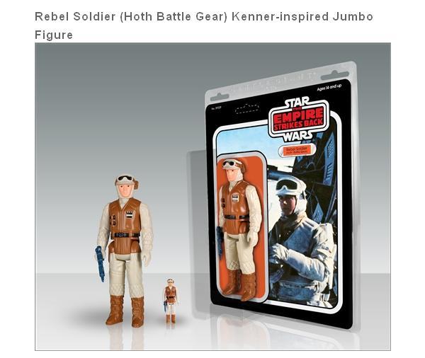 rebel soldier jumbo sw 12in vintage 2