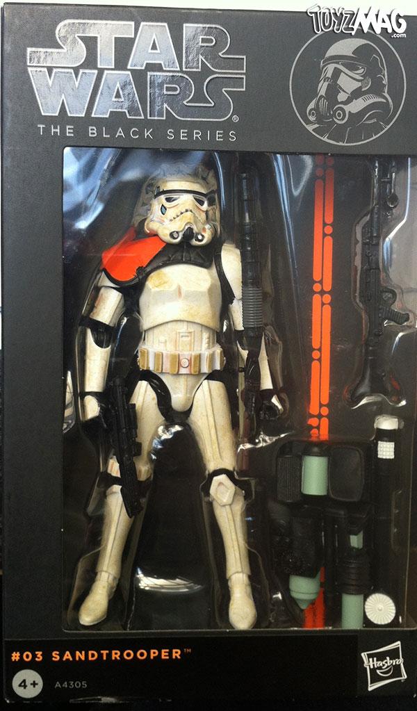 Star Wars Black Serie 6inch 15cm blister EURO