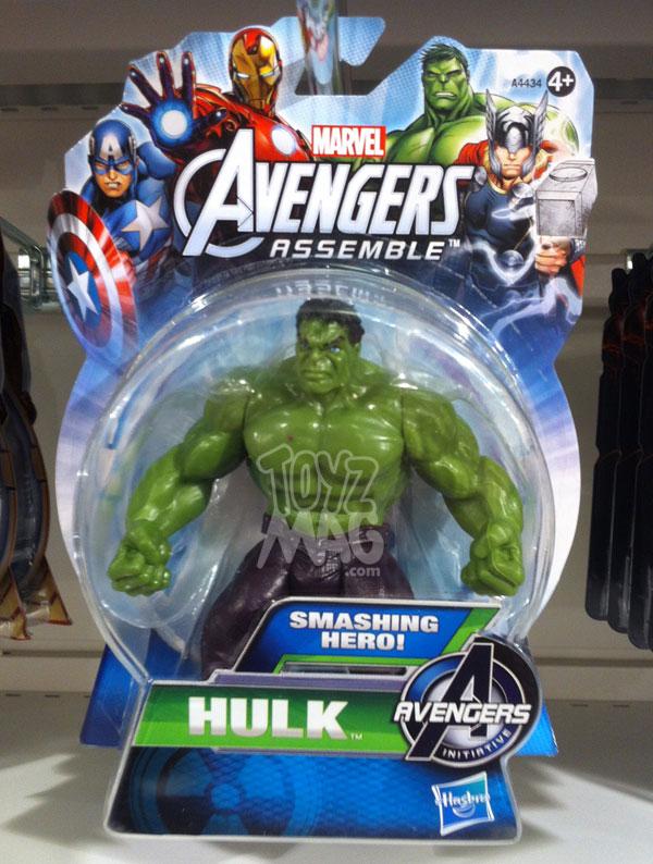 Marvel Avenger Assemble Hasbro Hulk