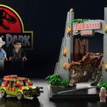 LEGO renonce à Jurassic Park