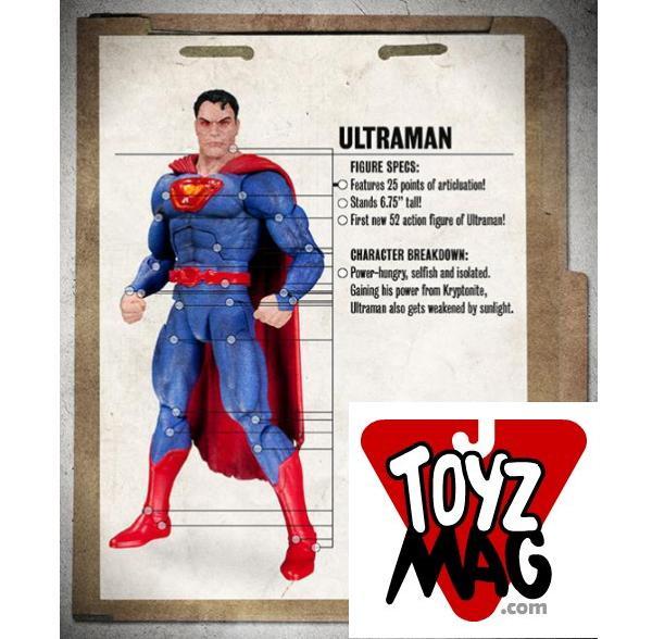 ultraman dc new52