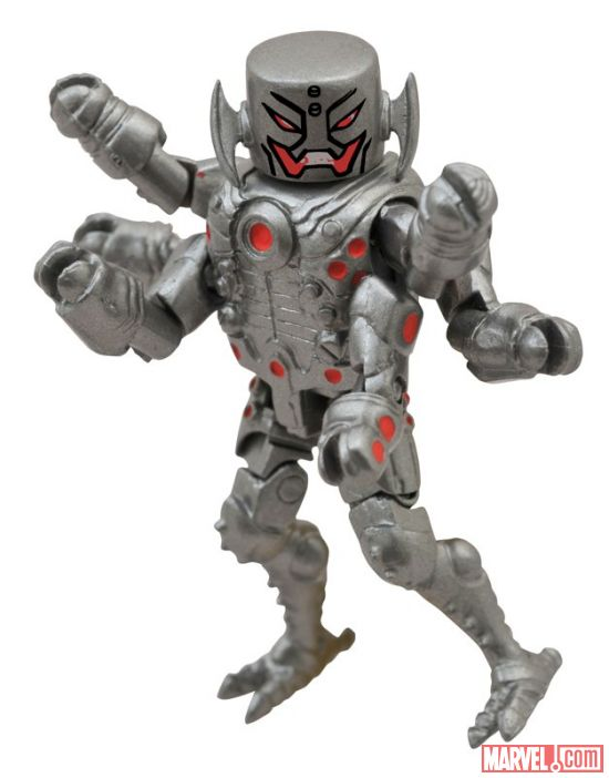 ultron age of ultron minimates