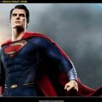 Man of Steel : Sideshow publie de nouvelles images de Superman Premium Format