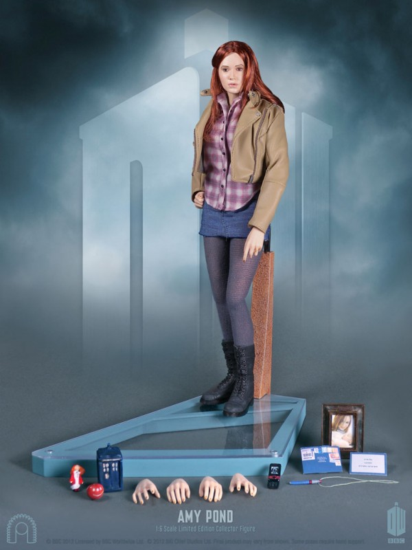 Amy Pond doll