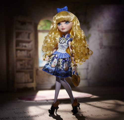 Blondie Lockes Ever After High