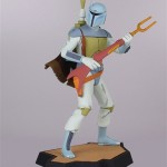Boba Fett Holiday Special Animated par Gentle Giant