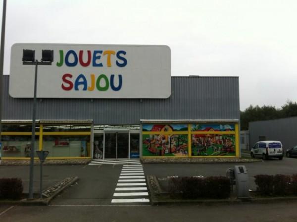 Jouet Sajou