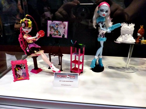Monster High NYCC 2013
