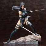 Marvel – Psylocke X-Force Fine Art Statue
