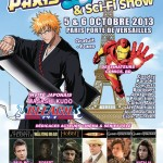 Agenda : Paris Manga 16eme édition ce week-end