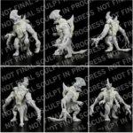 Pacific Rim Series 3 un nouveau Kaiju par Neca