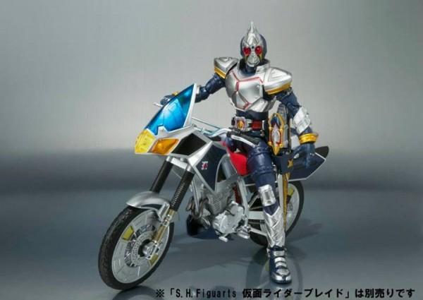 S.H.Figuarts - Blue Spader - Kamen Rider