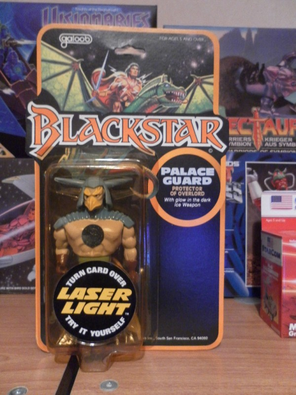 Blackstar Palace Guard V.2 Blister U.S