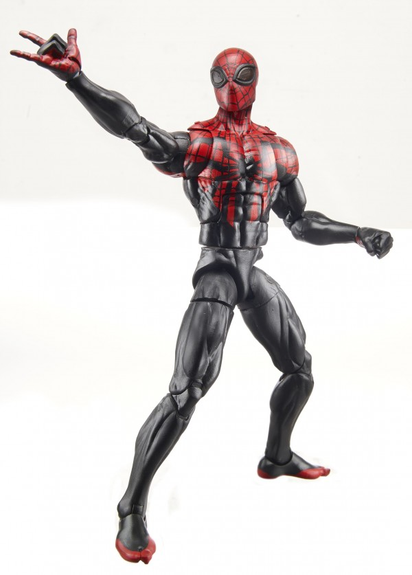 SPIDERMAN LEGENDS 6inch INFINITE SERIES Superior Spiderman A6658