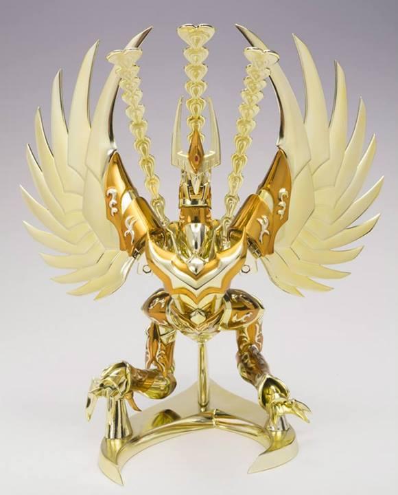 Saint Cloth Myth Phoenix Ikki God Cloth -10th Anniversary Edition