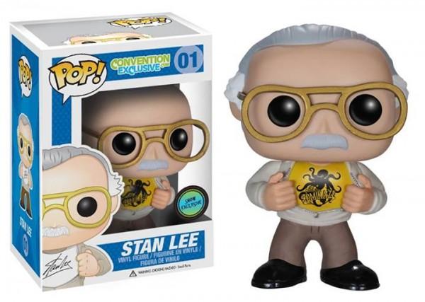 Stan Lee Comikaze Expo Funko Vinyl Po