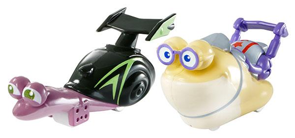 Turbo Mattel micro escargots