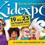 Agenda : Kidexpo du 19 au 23 Octobre
