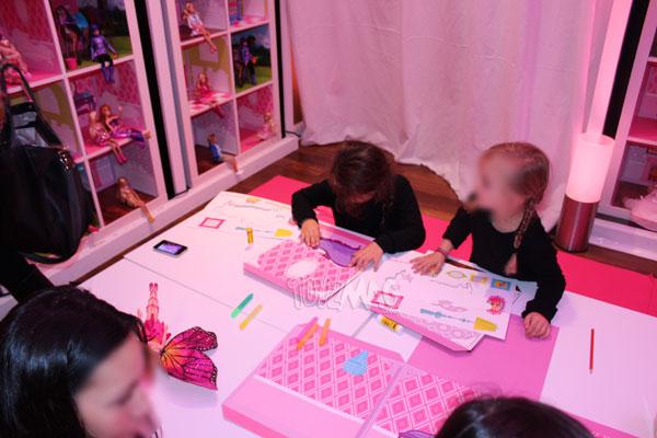 barbie factory