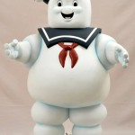 Ghostbusters : une tirelire tout marshmallow