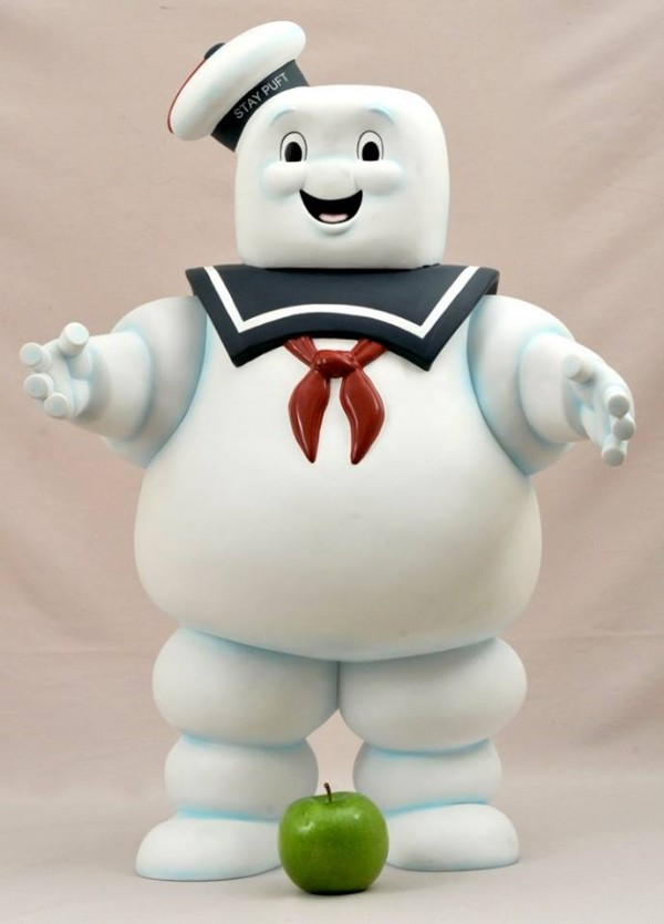 ghostbusters dst marshmallow tirelire