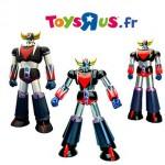 Les jouets Goldorak font leur grand retour chez Toys R Us France