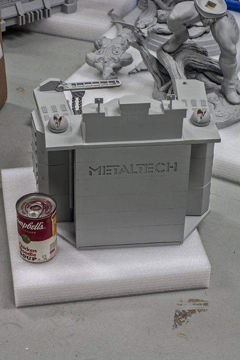HL Pro metaltech base