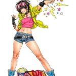 Marvel : Koto présente l'illustration de Jubilee Bishoujo