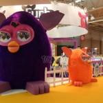 KidExpo 2013 Hasbro fait la fête avec Furby