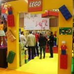 KidExpo 2013 le stand LEGO