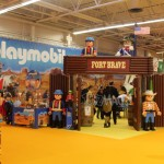 KidExpo 2013 Playmobil Western