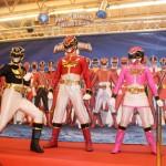 KidExpo 2013 les Power Rangers MegaForce sont là