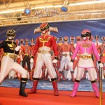 Tournée des Power Rangers MegaForce en France
