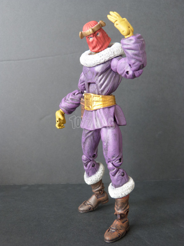 marvel legends baron zemo toybiz 5