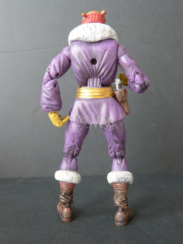 marvel legends baron zemo toybiz 6