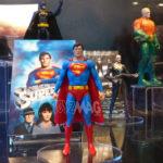 NYCC des figurines 10cm de Superman et Batman par Mattel