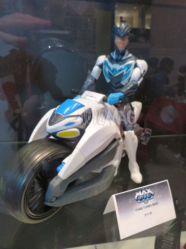 max steel nycc 2013