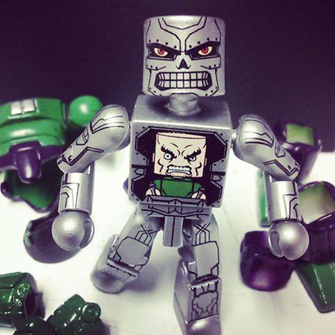 minimate marvel robot hulk 2