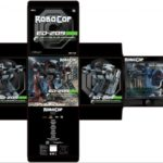 Robocop : packaging d'ED-209 par NECA