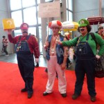 NYCC : reportage cosplay