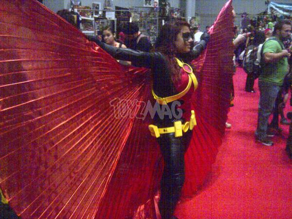 nycc cosplay reportage toyzmag 2