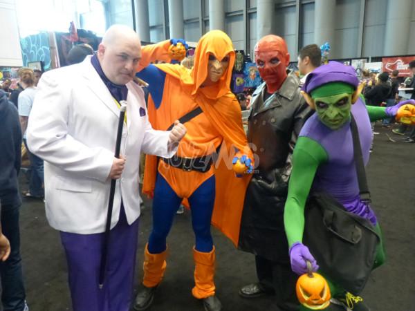 nycc cosplay reportage toyzmag 4