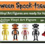 Halloween : Play Imaginative met Julius au goût du jour