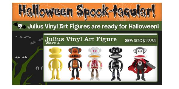 play imaginative juilius halloween